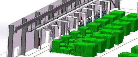 尼嘉斯最新中央供料系统|中央供料系统原理|中央供料系统原理图